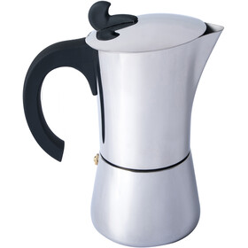 Basic Nature Stainless Steel Espresso Maker 6 Cups